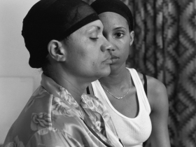 LaToya Ruby Frazier, Momme, 2008. Gelatin silver print. Courtesy of the artist and Gavin Brown's enterprise, New York.