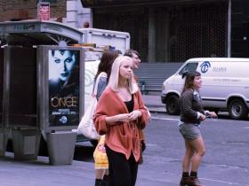 James Nares, Street, 2011. Digital file. 61 mins