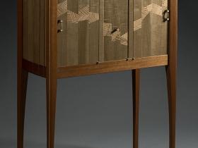 Charles Radtke, Spirits Cabinet, 2015.