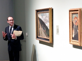 Brandon Ruud, Abert Family Curator of American Art