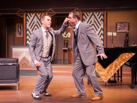 (l-r): Chris Klopatek as Bertie & Chase Stoeger as Binky