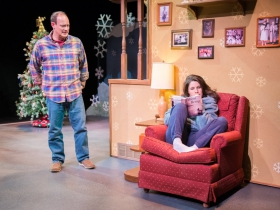 Tom Klubertanz as Terry McShane & Sara Zientek as Abby McShane
