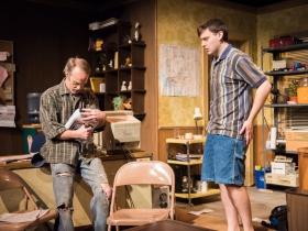 James Ridge as Bryan, Mitch Bultman as Matthew.