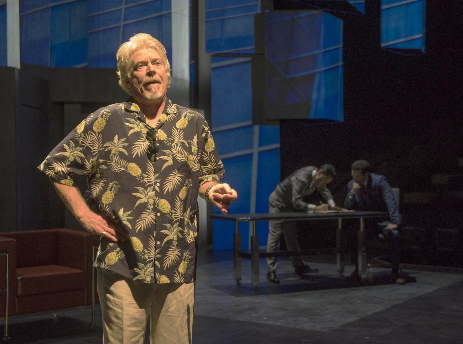 Milwaukee Repertory Theater presents Junk in the Quadracci Powerhouse from January 15 – February 17, 2019 featuring Norman Moses.