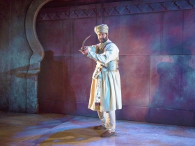 Milwaukee Repertory Theater presents Guards at the Taj  in the Stiemke Studio September 26 – November 4, 2018 featuring Yousof Sultani