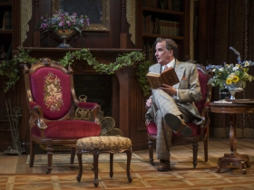 Jonathan Gillard Daly in Milwaukee Repertory Theater's 2014/15 Quadracci Powerhouse production of Harvey