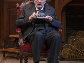 Richard Halverson in Milwaukee Repertory Theater's 2014/15 Quadracci Powerhouse production of Harvey.