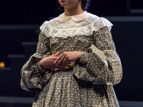 Margaret Ivey as Jane Eyre