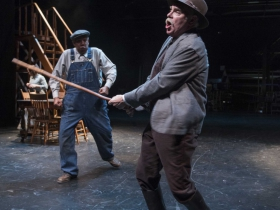 Milwaukee Repertory Theater presents Our Town in the Quadracci Powerhouse from April 10 – May 13, 2018 featuring James Pickering
