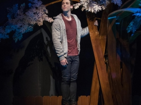 Milwaukee Repertory Theater presents Things I Know To Be True in the Quadracci Powerhouse from March 5– 31, 2019 featuring Kevin Kantor.