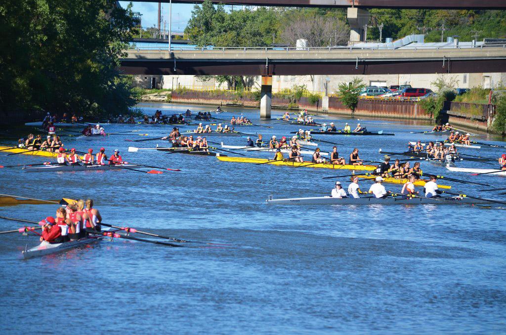 Milwaukee River Challenge.