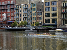 Milwaukee River Challenge.