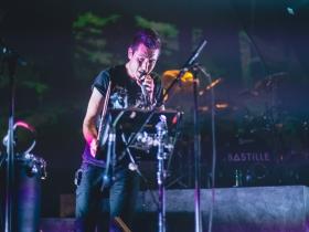 Bastille Concert at the Milwaukee Theatre