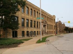 Miller Compressing Buildings