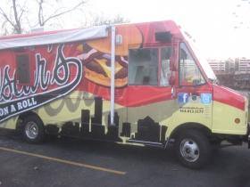 Oscar's Pub & Grill Food Truck