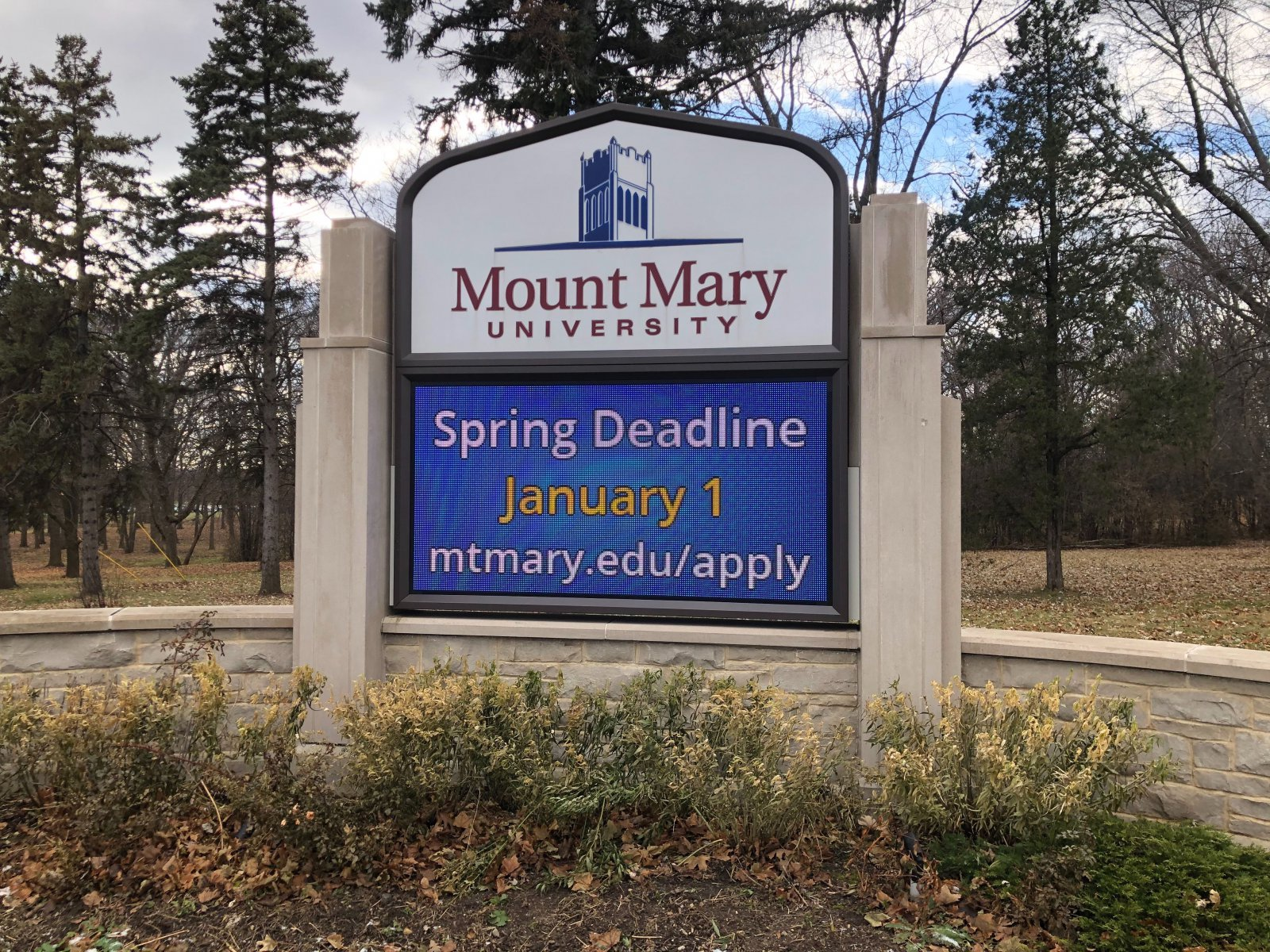 Mount Mary Campus