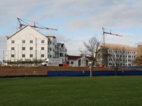 Trinity Woods Construction