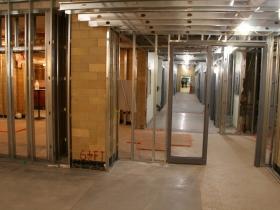 Health Sciences Center Construction