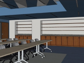 Health Services Center Classroom