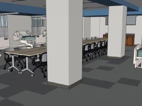 Health Services Center Simulation Lab