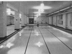 Historic Caroline Hall Pool Photo