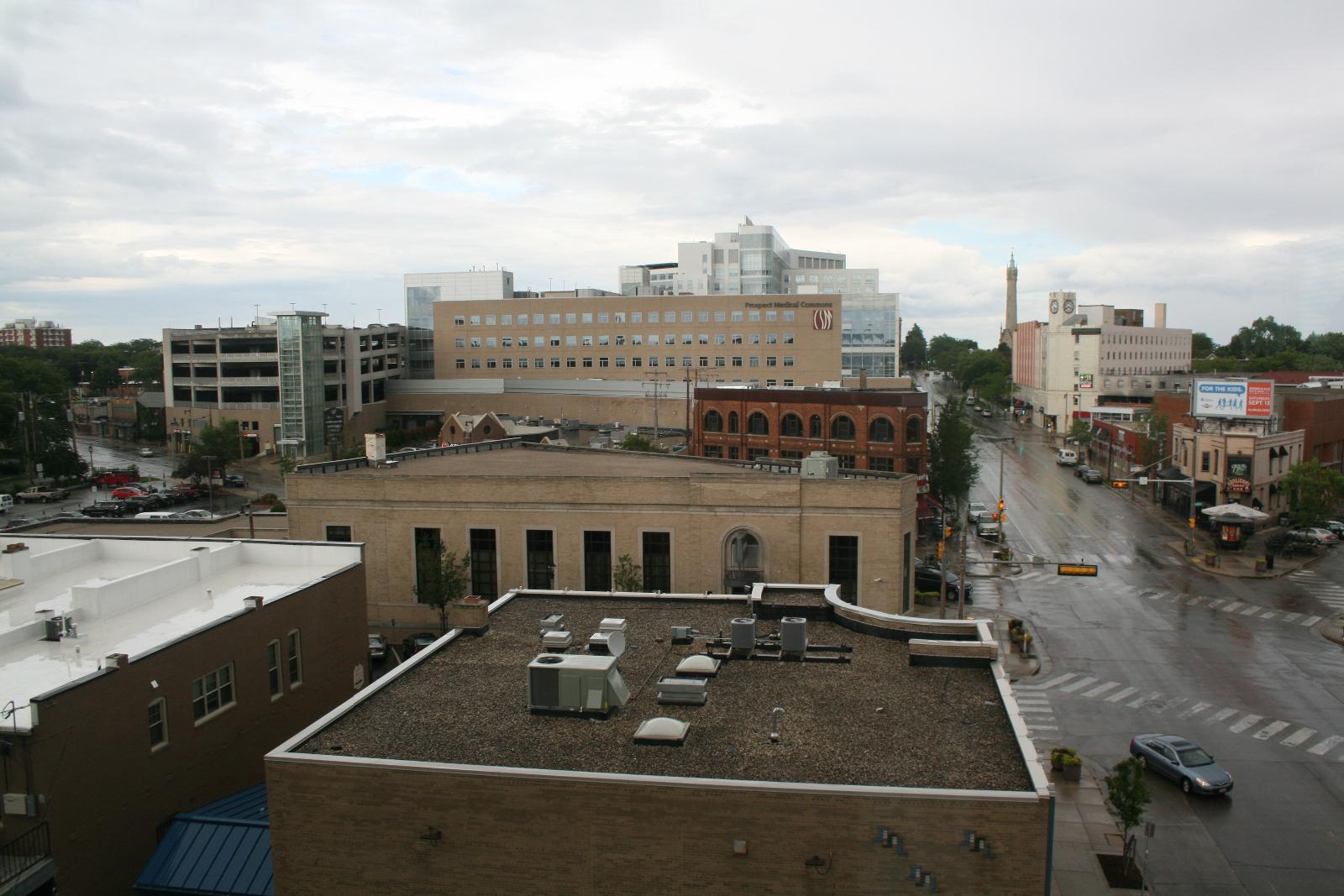 5th Floor View