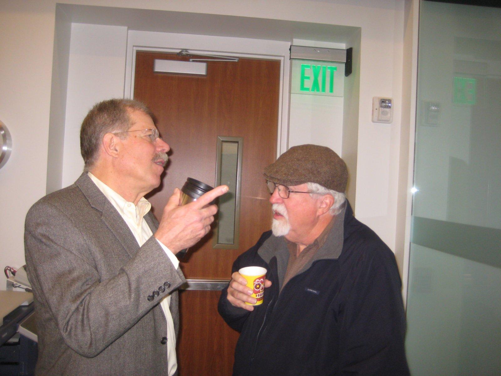 John Gurda and George Wagner