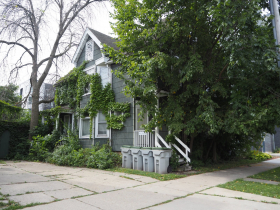 Rear Duplex at 2339-2345 N. Murray Ave.