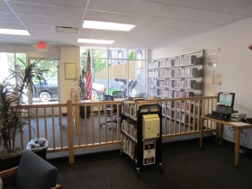 Temporary East Library