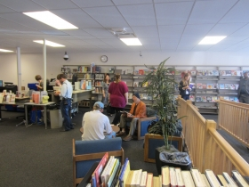 East Library Periodicals