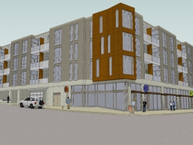 2310 N. Oakland Ave.- Southwest View Revised V3.