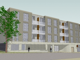2310 N. Oakland Ave. - Oakland Ave. View Revised V3
