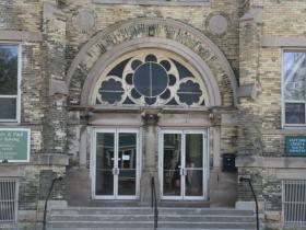 2480 N. Cramer St. Entrance