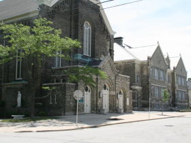 Church and Former School