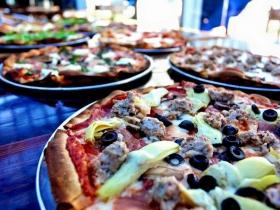 Pizza Man Food