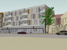 1800 East North Avenue Primary (Front) Street View Revised V2.