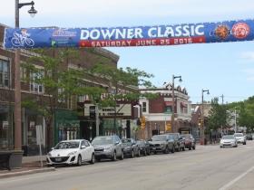 Downer Avenue business area