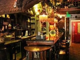 Egan bar. Photo by Nastassia Putz.