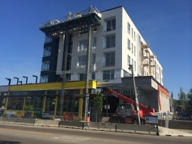 Friday Photos: Standard Nears Completion