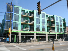 1800 E. North Ave Under Construction