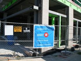 1800 E. North Ave Under Construction