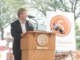 County Executive Chris Abele