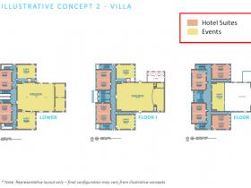 Villa Plan - 2480 N. Cramer St