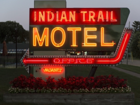 Indian Trail Motel, 2018