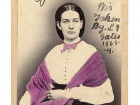 Libbie Knose, 1863–64