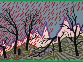 Blood Rain by Charles Munch