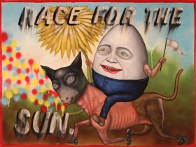 Fred Stonehouse: Race for the Sun
