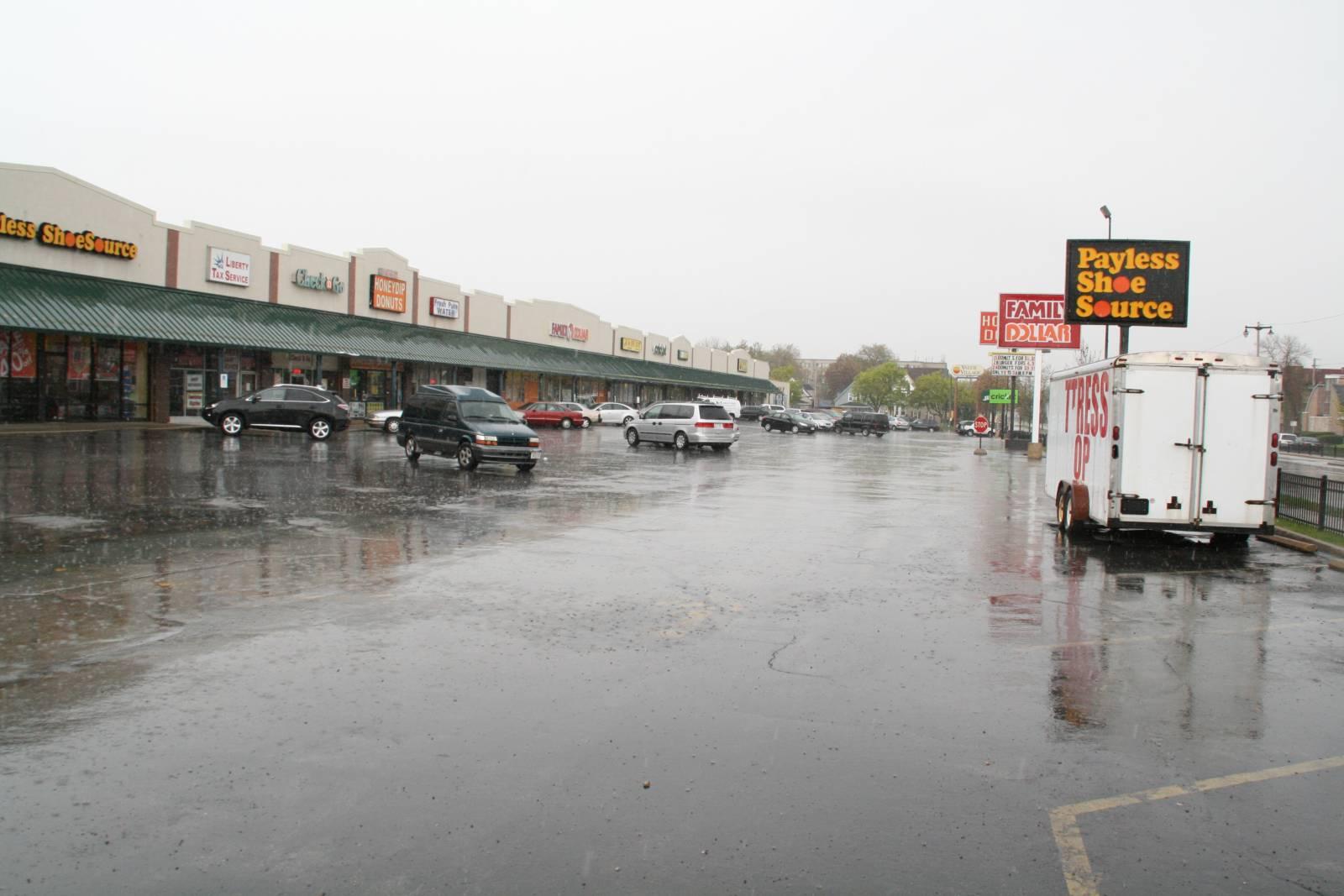 Mitchell Park Shopping Center