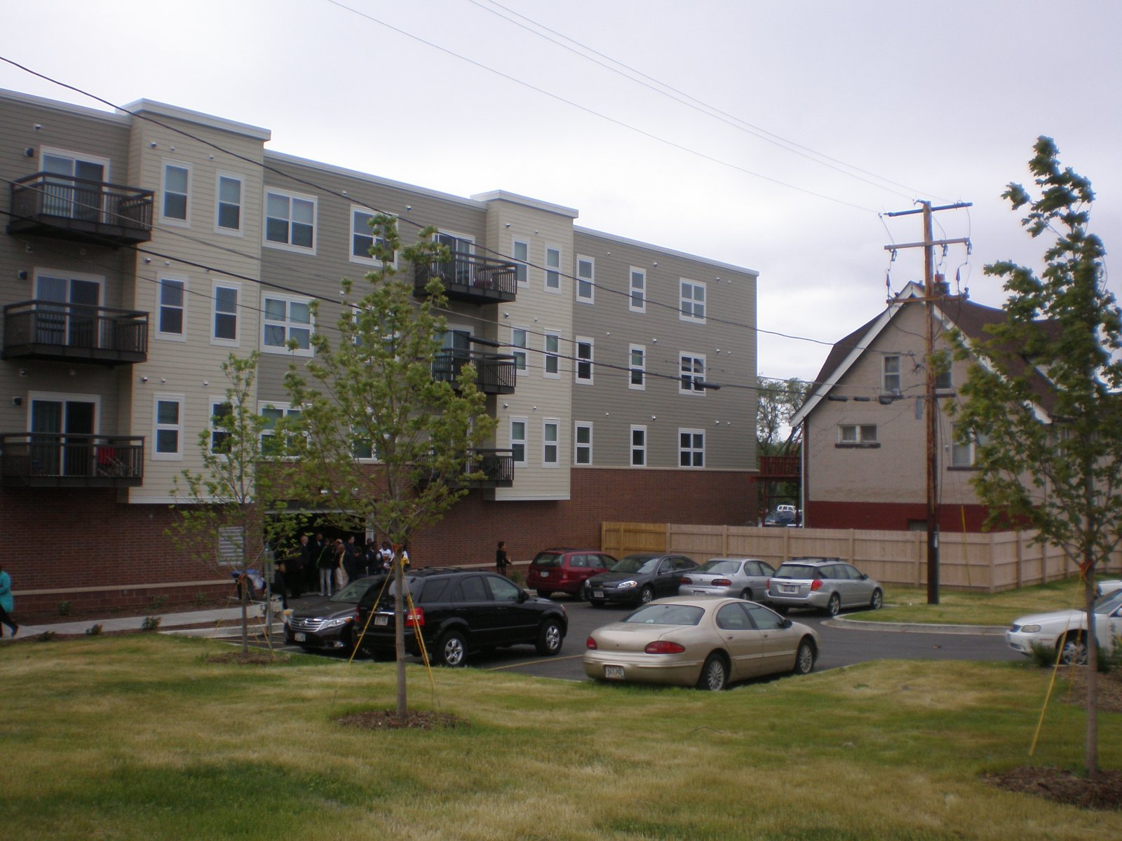 Franklin Square Apartments