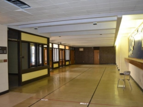 Phillis Wheatley School Before Redevelopment